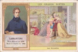 CHRONO 10.5 X 70 Mm BON POINT Farine SALVY LAMARTINE - Trade Cards