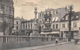 PIE-FO-19-6146 : GRAUDENZ. BRUNNEN AM FISCHMARKT. - Polonia
