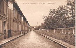 "54 - Tucquegnieux  "" Rue  Sainte Barbe "" - Briey"