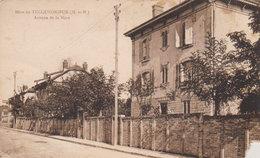 """54 - Tucquegnieux  """" Avenue De La Mine  """" - Briey"""