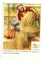 LE PARABOLE DEL REGNO - IL REGNO DEI CIELI E SIMILE - NVG FG - C927 - Cristianesimo