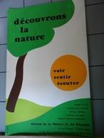 Affiches  - Découvrons La Nature 21000 Dijon - Affiches
