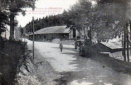 Environ De GERARDMER  Au Collet Sur La Route De La Schlucht - Gerardmer