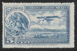 Mexico 1930 - Sc C20, 5cts - Mexican Eagle - AIR MAIL - MNH - Mexico