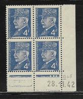 FRANCE  ( FCD4 - 381 )  1941  N° YVERT ET TELLIER  N° 521A  N** - 1940-1949