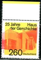 BRD - Mi 3467 Oberrand - ** Postfrisch (L) - 260C      25 Jahre Haus Der Geschiche, Ausgabe: 06.06.2019 - Ongebruikt