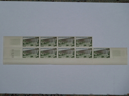 Bloc 9 Timbres YT N° 1240 Coin Daté 31 12 59 - Esquina Con Fecha
