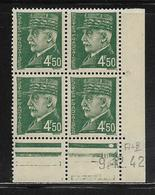 FRANCE  ( FCD4 - 390 )  1941  N° YVERT ET TELLIER  N° 521B  N** - 1940-1949