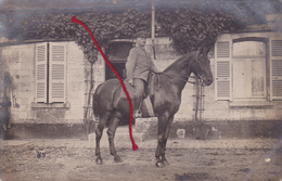(57) - Delm Carte Photo Allemande 1° Guerre - Sin Clasificación