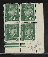 FRANCE  ( FCD4 - 391 )  1941  N° YVERT ET TELLIER  N° 521B  N** - 1940-1949