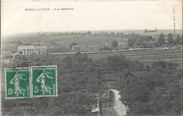 CPA Mars-la-Tour Vue Générale - France