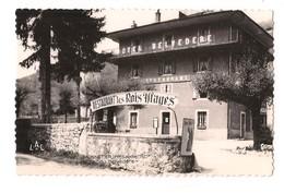 """MONNETIER HOTEL Du BELVEDERE - Restaurant """"LES ROIS MAGES """" - Autres Communes"""