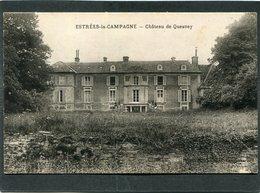 CPA - 14 - ESTREES LA CAMPAGNE - Château De Quesnay - France