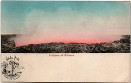Volcano Of Kilauea - Hawaï - N)83 - Aloha Nui - Etats-Unis