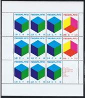 1970 10. Nov. Voor Het Kind Mi NL BL9  Sn NL B468a Yt NL BF9 Sg NL 1124 NVP NL 983 Postfrisch Xx - Blocks & Sheetlets