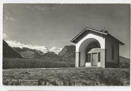 Suisse Valais Brig Wehrmannskapelle Chapelle Ed Marcel Rouge Lausanne - VS Valais