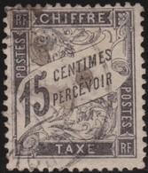 France   .    Yvert  .       Taxe  16         .        O     .    Oblitéré   .   /   .     Cancelled - Postage Due