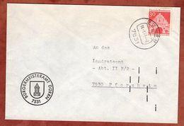Brief, Flensburg, Duerrn Nach Pforzheim 1969 (74561) - Briefe U. Dokumente