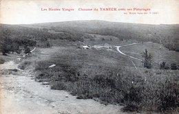 Chaume Du Taneck Avec Ses Pâturages - France