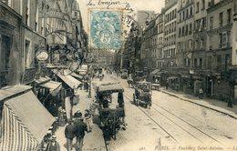 75  PARIS 12e AR    FAUBOURG ST ANTOINE - Arrondissement: 12