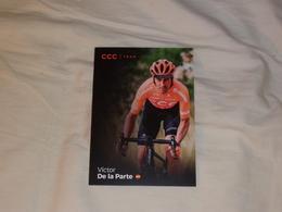 Victor De La Parte - CCC Team - 2019 - Ciclismo