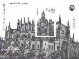 España Prueba Nº 102 - Blocs & Hojas