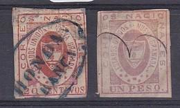 TIMBRES De Nelle GRENADE De 1861 - Cote 350 E - Autres - Amérique