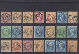 France : Plaquette De 21 GC, Pas D'aminci, Dentelure Voir Scan. - Collections