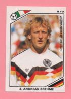 Figurina Panini 1990, N° 3 - RFA - Andreas Brehme - Trading Cards