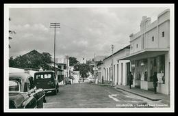 INHAMBANE - Trecho Da Zona Comercial. ( Ed. Camara Municipal De Inhambane) Carte Postale - Mozambique