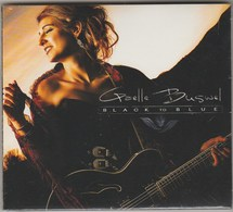 Gaelle Buswel : Back To Blue (CD Digipak). - Blues