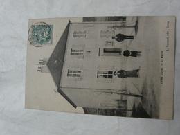 CPA 39 LAINS - La Mairie. Scène Animée - Autres Communes