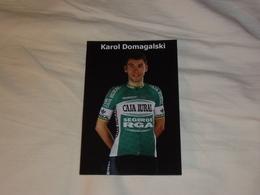 Karol Domagalski - Caja Rural Seguros RGA - 2014 (photo KODAK) - Cycling