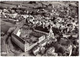 FIGEAC - 46 - Collège Champollion - Vue Aérienne - Figeac