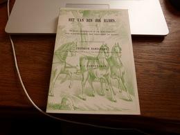 Livre Het Van Den Bok Rijden Friedrich Hamelmann - Behandeling Van Wagenpaarden Het Inspannen En Rijden - Books, Magazines, Comics