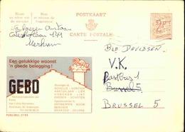 BELGIQUE - Publibel à Voir Pour Thèmes - L 31053 - Stamped Stationery