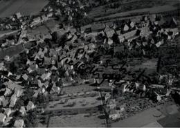 + HEILSBRONN, Mittelfranken, Landkreis Ansbach, Bayern, Original, Seltenes Luftbild 1938, Nr. 38758, Format 18 X 13 Cm - Deutschland