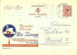 BELGIQUE - Publibel à Voir Pour Thèmes - L 31055 - Stamped Stationery