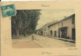 Cabannes   Le Cours - Otros Municipios