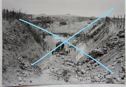 Photo Fort De MALONNE Namur Fortification Mai 1940 ABL Militaria - War, Military