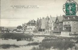 Le Touquet - Paris Plage - Chalets Du Boulevard De La Mer - Le Touquet