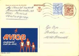 BELGIQUE - Publibel à Voir Pour Thèmes - L 31059 - Stamped Stationery