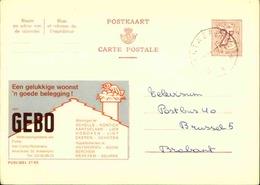 BELGIQUE - Publibel à Voir Pour Thèmes - L 31060 - Stamped Stationery