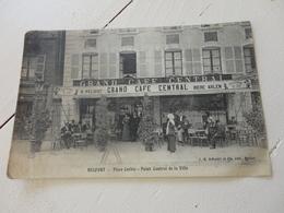 BELFORT  PLACE CORBIS GRAND CAFE CENTRALPOINT CENTRAL DE LA VILLE - Belfort - Ville