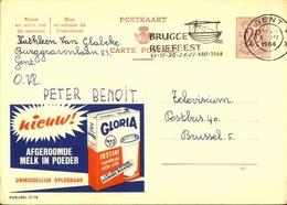BELGIQUE - Publibel à Voir Pour Thèmes - L 31061 - Stamped Stationery