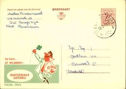 BELGIQUE - Publibel à Voir Pour Thèmes - L 31064 - Stamped Stationery