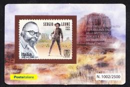 Italia 2019 - Sergio Leone - Cartes Philatéliques