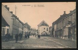 AVELGEM   IN 1914   MARKTPLAATS - Avelgem