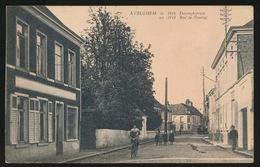 AVELGEM   IN 1914   DOORNYKSTRAAT - RUE DE TOURNAI - Avelgem