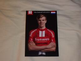 Nils Eekhoff - Development Team Sunweb - 2019 (photo Kodak) - Cycling